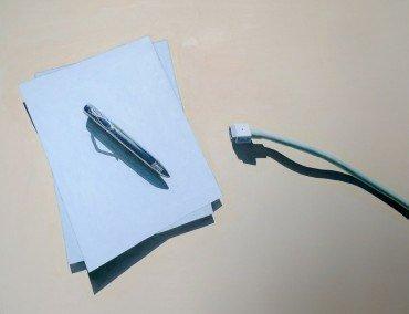 Pen-Paper-Computer